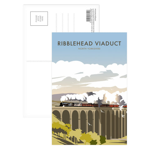Ribblehead Viaduct, North Yorkshire Postcard Pack