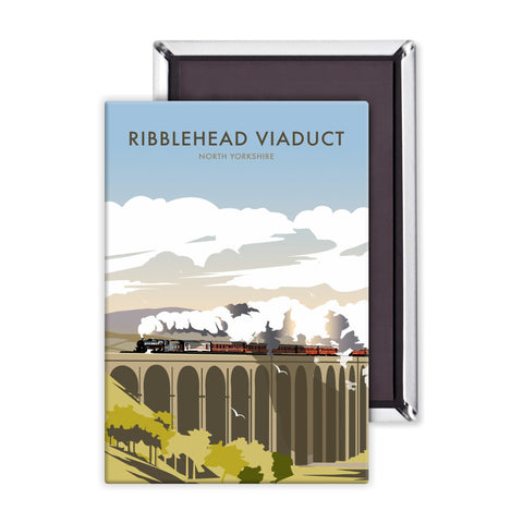 Ribblehead Viaduct, North Yorkshire Magnet