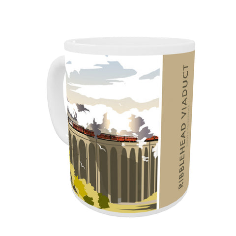 Ribblehead Viaduct, North Yorkshire Coloured Insert Mug