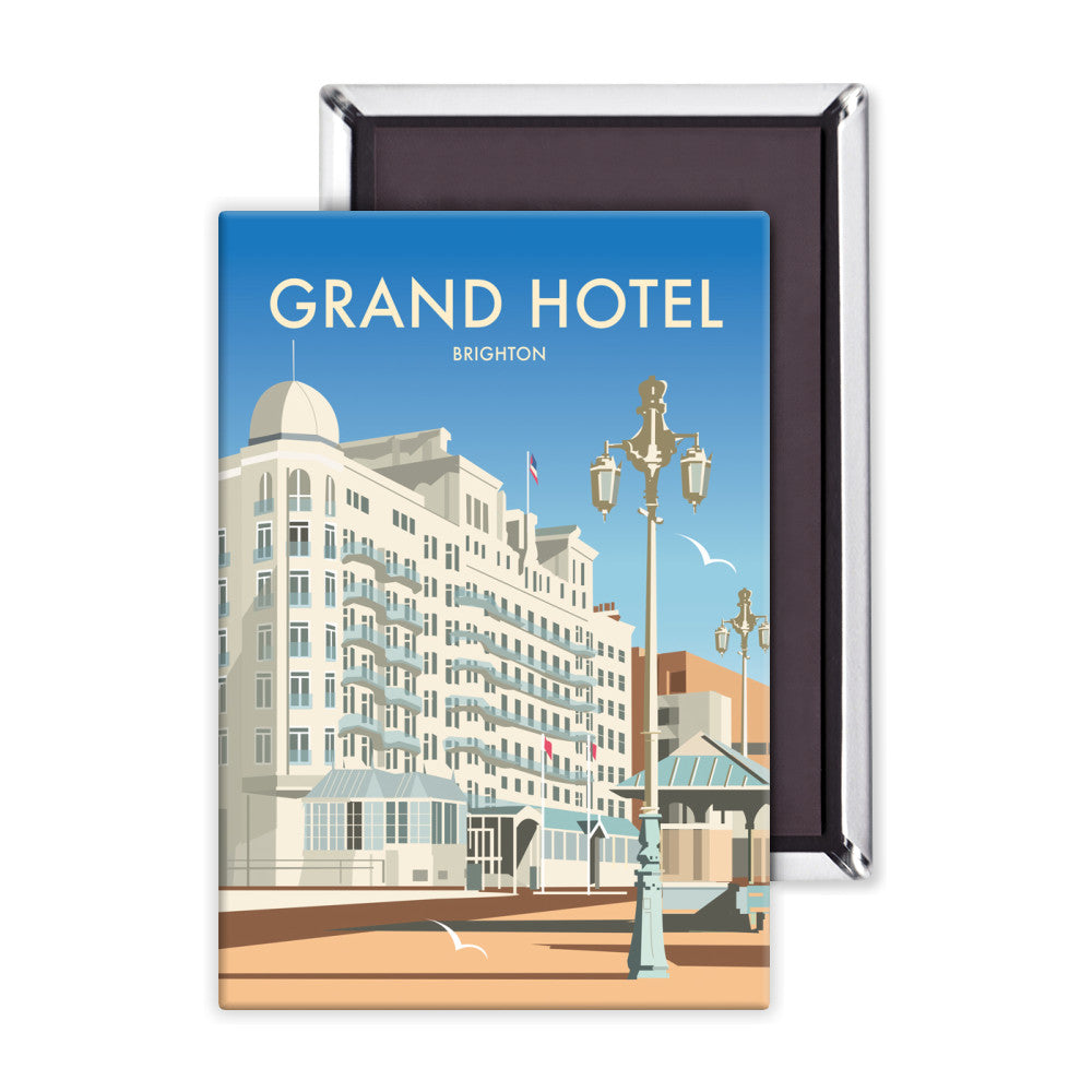 Grand Hotel, Brighton Magnet
