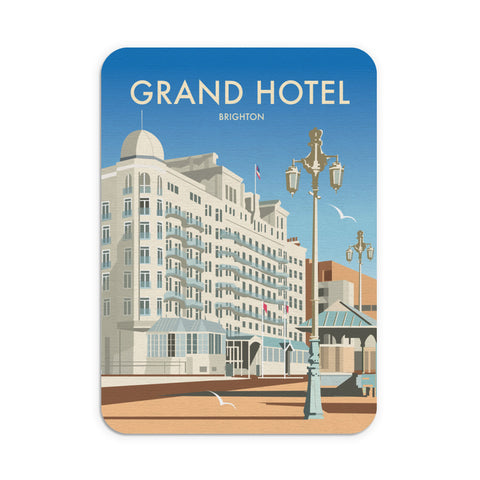 Grand Hotel, Brighton Mouse Mat