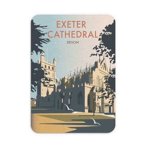 Exeter Cathedral, Devon Mouse Mat