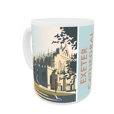 Exeter Cathedral, Devon Mug