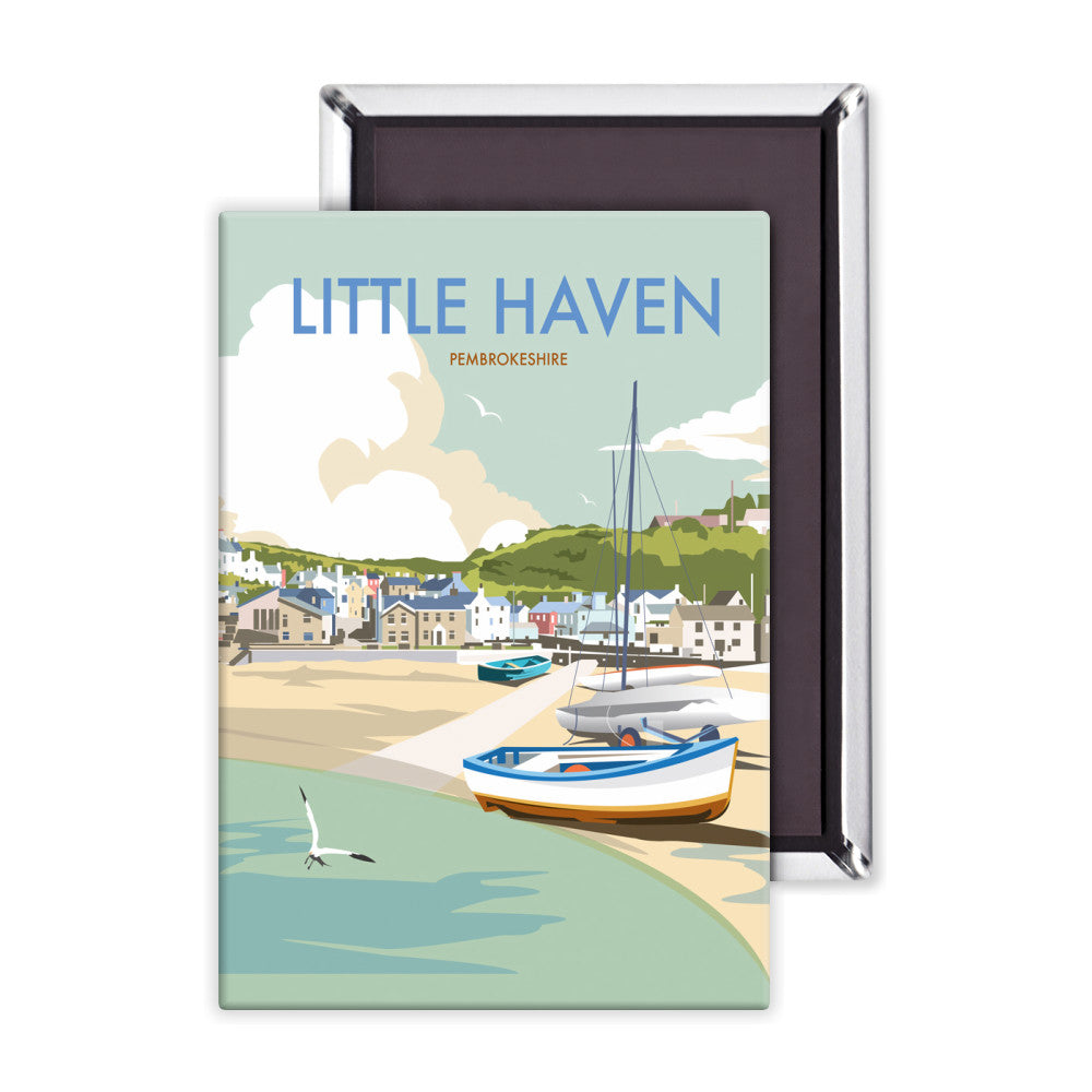 Little Haven, Pembrokeshire Magnet