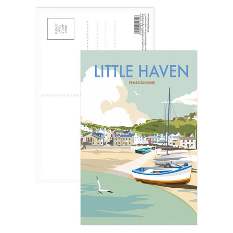 Little Haven, Pembrokeshire Postcard Pack