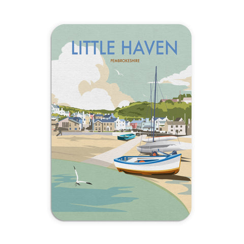 Little Haven, Pembrokeshire Mouse Mat