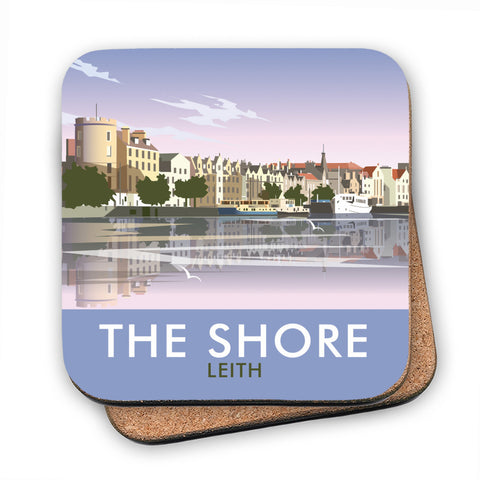 The Shore, Leith MDF Coaster