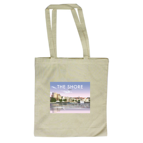 The Shore, Leith Canvas Tote Bag