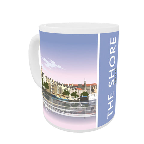 The Shore, Leith Coloured Insert Mug