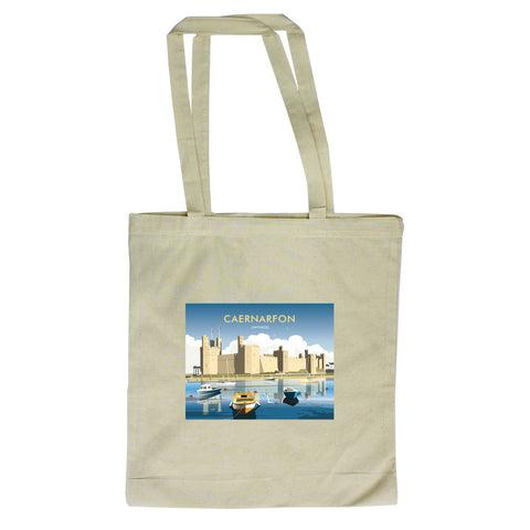 Caernafon Canvas Tote Bag