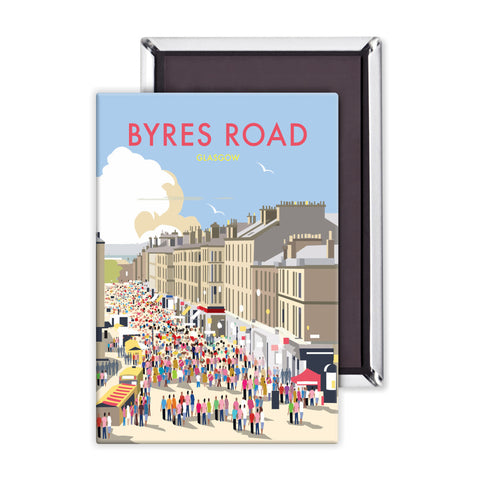 Byres Road, Glasgow Magnet