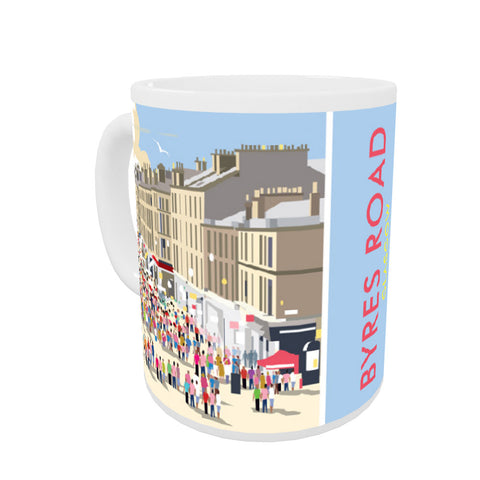Byres Road, Glasgow Mug