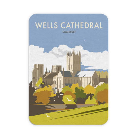 Wells Catherdral, Somerset Mouse Mat
