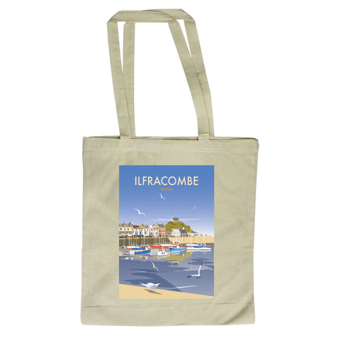 Ilfracombe, Devon Canvas Tote Bag