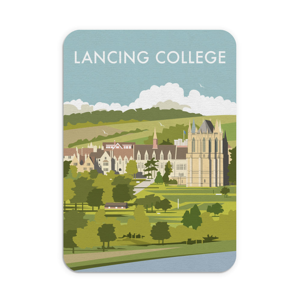 Lancing College Mouse Mat