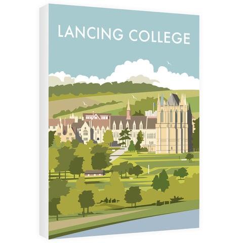 Lancing College 40cm x 60cm Canvas