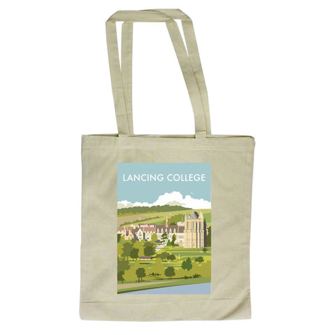 Lancing College Canvas Tote Bag