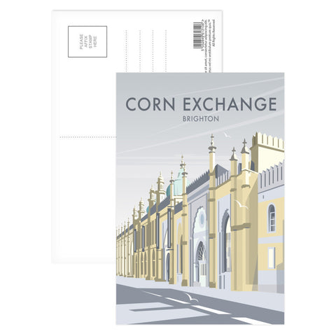 Corn Exchange, Brighton Postcard Pack