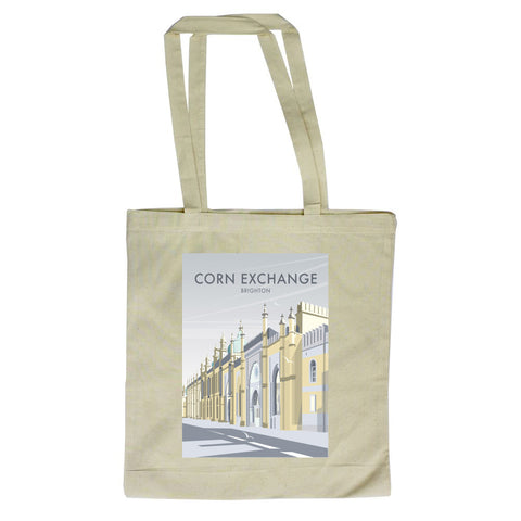 Corn Exchange, Brighton Canvas Tote Bag
