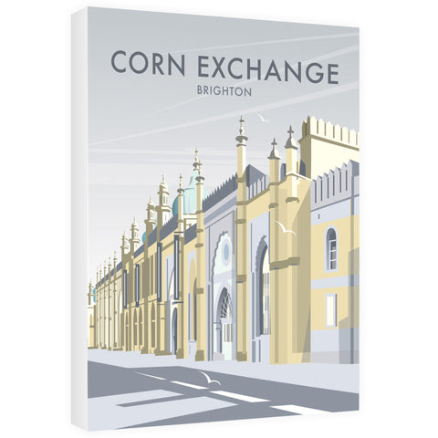 Corn Exchange, Brighton 40cm x 60cm Canvas