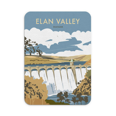 Elan Valley, Rhayader Mouse Mat