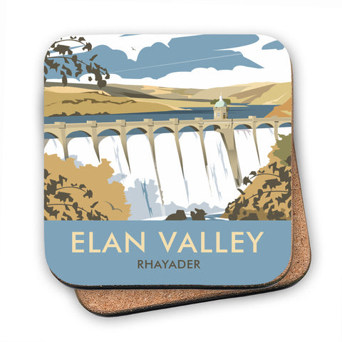 Elan Valley, Rhayader MDF Coaster