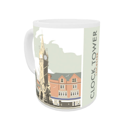 Clock Tower, Leicester Mug