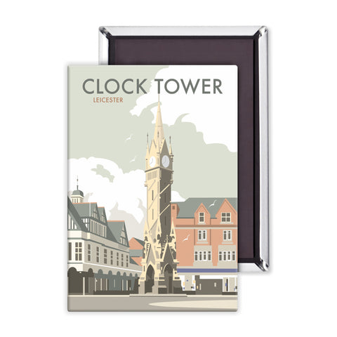 Clock Tower, Leicester Magnet
