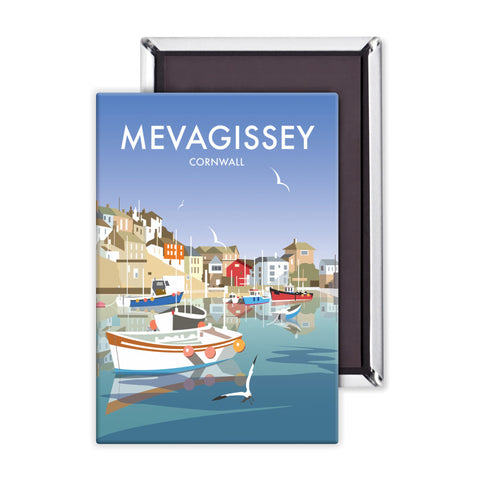 Mevagissey, Cornwall Magnet
