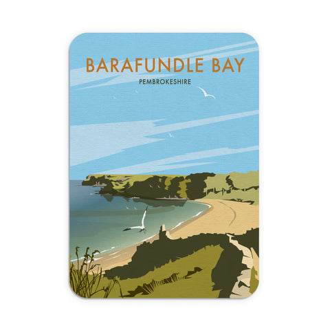 Barafundle Bay, Pembrokeshire Mouse Mat