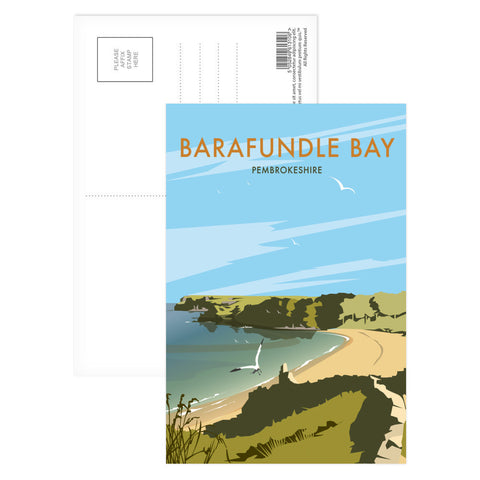 Barafundle Bay, Pembrokeshire Postcard Pack