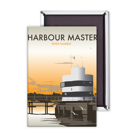 Harbour Master, River Hamble Magnet