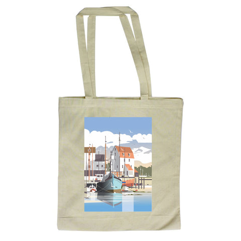 Woodbridge, Suffolk Canvas Tote Bag