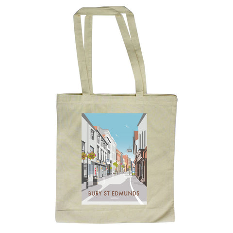 Bury St Edmunds, Suffolk Canvas Tote Bag