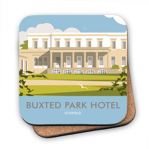 Buxted Park Hotel, Uckfield MDF Coaster