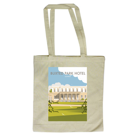 Buxted Park Hotel, Uckfield Canvas Tote Bag