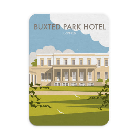 Buxted Park Hotel, Uckfield Mouse Mat