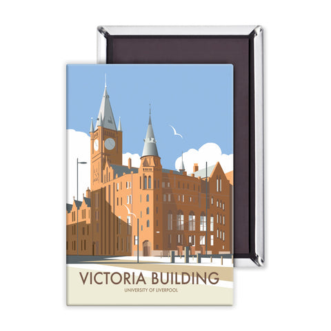 Victoria Building, University Of Liverpool Magnet