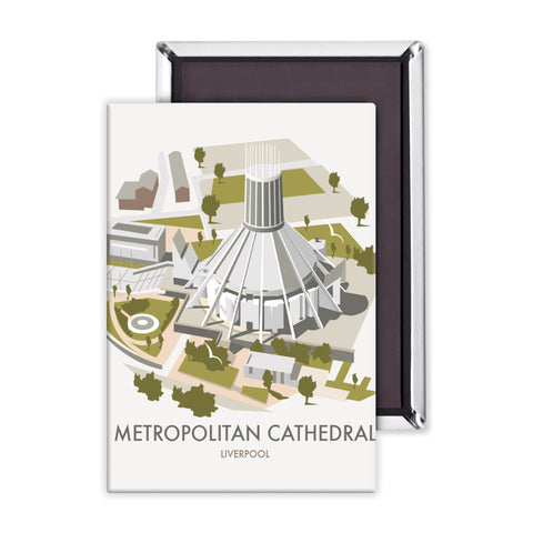 Metropolitan Cathedral, Liverpool Magnet