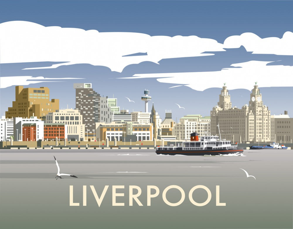 Liverpool Placemat