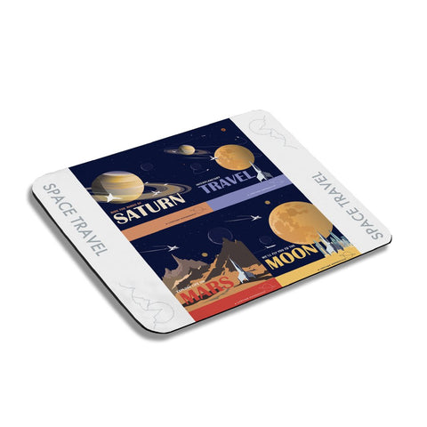 Space Travel - Mouse Mat