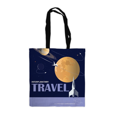 Interplanetary - Premium Tote Bag