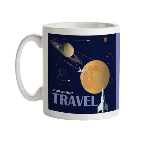 Interplanetary - Mug