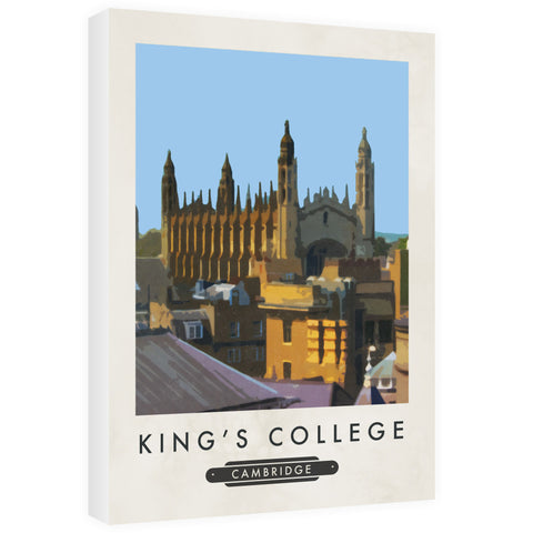 Kings College, Cambridge - Postcard Pack – Love Your Location