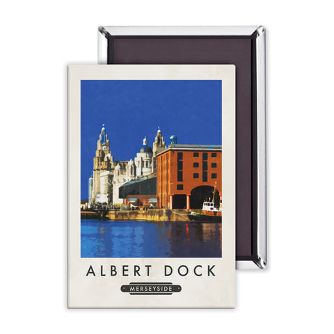 Albert Dock, Liverpool Magnet