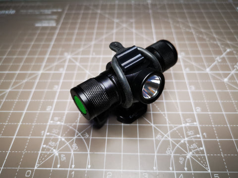 Cree V20 Mount for Chillitech Capsule 800 Lumens Lights