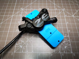 Bleed Block and Spacer Tool for Shimano Zee-XT Brakes
