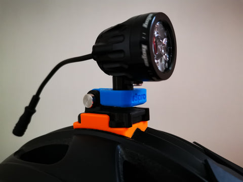 GoPro Style Mount for Hope Lights V2