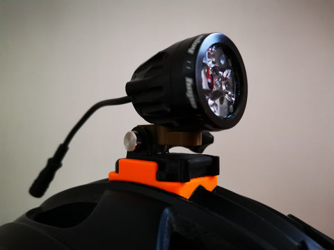 GoPro Style Mount for Hope Lights V4
