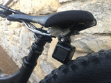 GoPro Style  Mount for Seat Rails